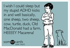 ADHD Sleep