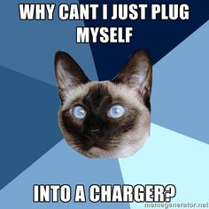 Need Charger