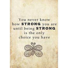 no choice strength