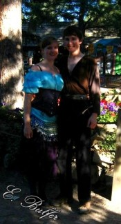 Normal RenFest Costume