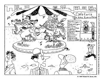 rotation diet cartoon