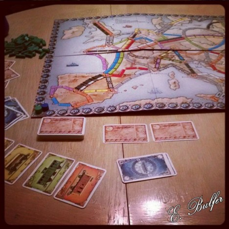 ticket to ride instagram