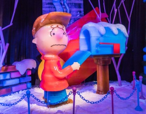 cold Charlie Brown