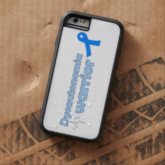 dysautonomia_warrior_on_white_tough_xtreme_iphone_6_case
