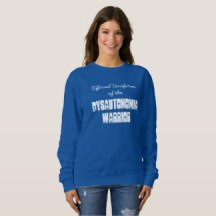 official_uniform_of_the_dysautonomia_warrior_sweatshirt