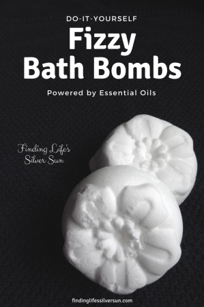 DIY Bath Bombs Pinterest