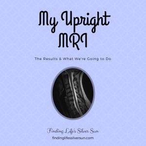 My Upright MRI - results (insta)