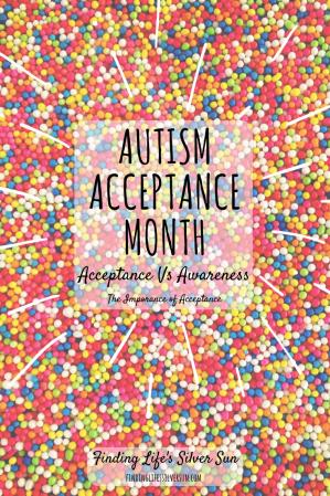 Autism Acceptance Month Kickoff - pinterest