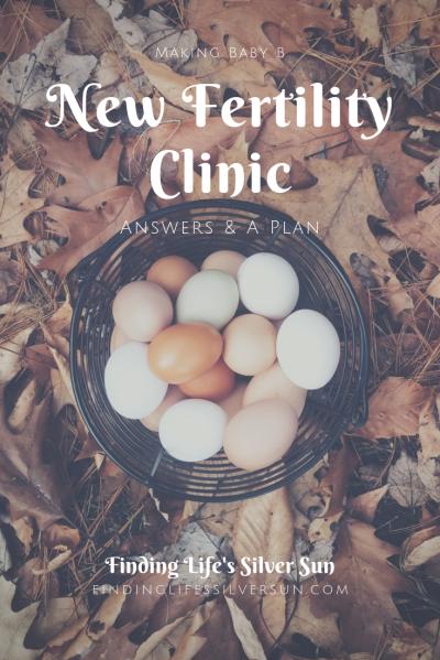 New Fertility Clinic pinterest